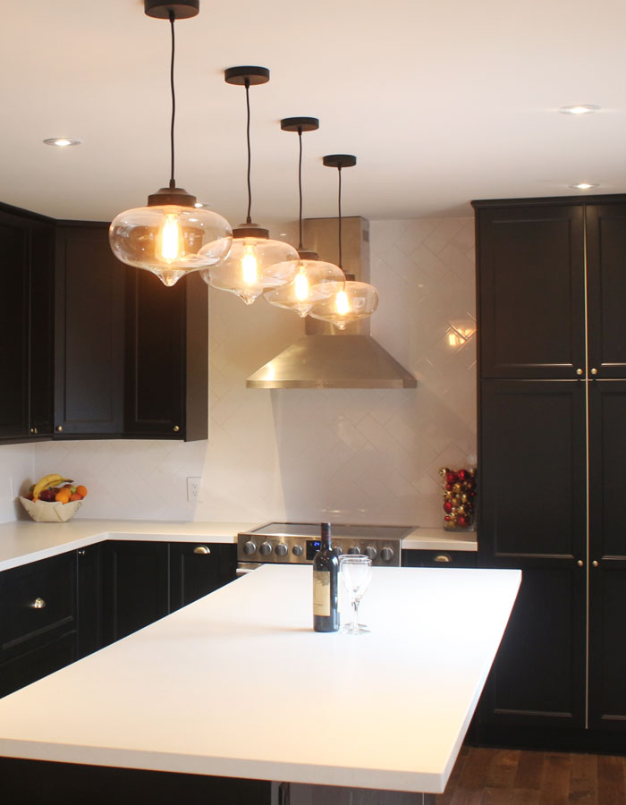 ANJAC Construction Example of Kitchen
