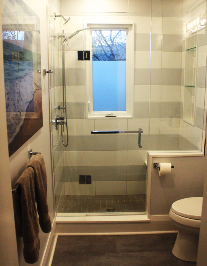 ANJAC Construction Example of Bathroom
