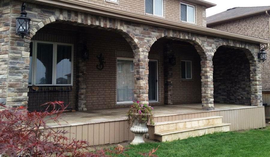 ANJAC Construction Exterior Projects Decks Fences Gazebos Pergolas Siding Windows & Doors